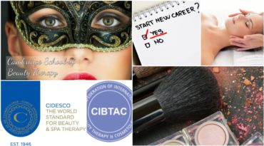 Change career beauty therapist